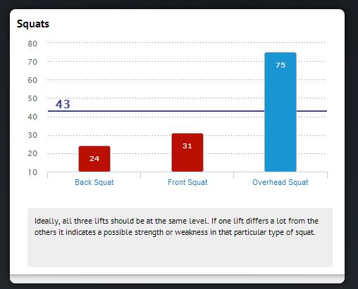Finding Balace OHS FSQT BSQT CrossFit